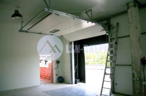 Промышленная камера склад