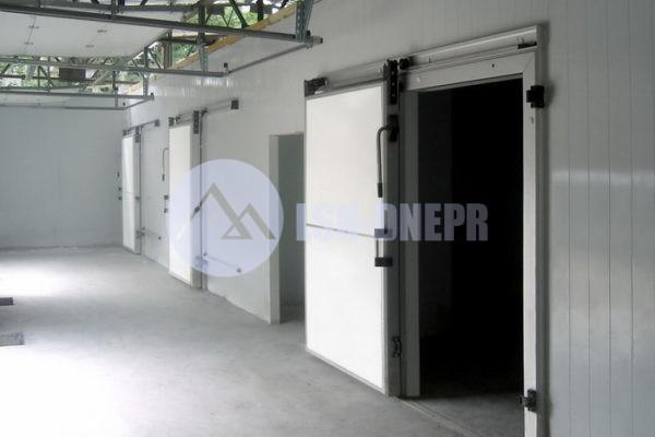 Промышленные холодильные двери