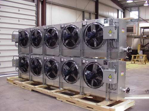 Типы промышленных холодильников